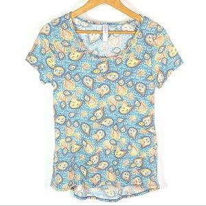 LuLaRoe Women's Simply Comfortable T-Shirt 1178
